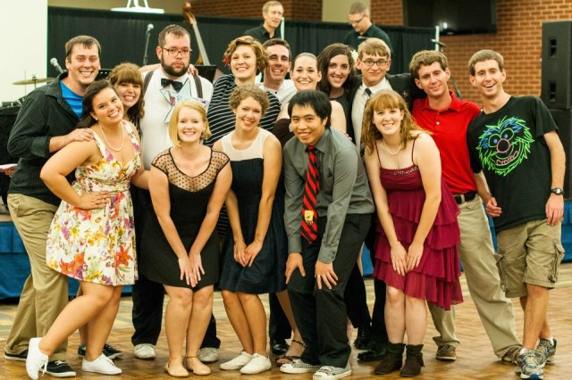 Auburn University Swing Dance Association